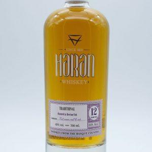 Whiskey Haran 12 años TRADITIONAL