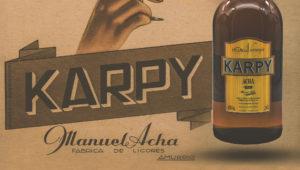 Licor de naranja Karpy